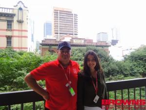 Francisca Flores - Jobs sucess in Australia