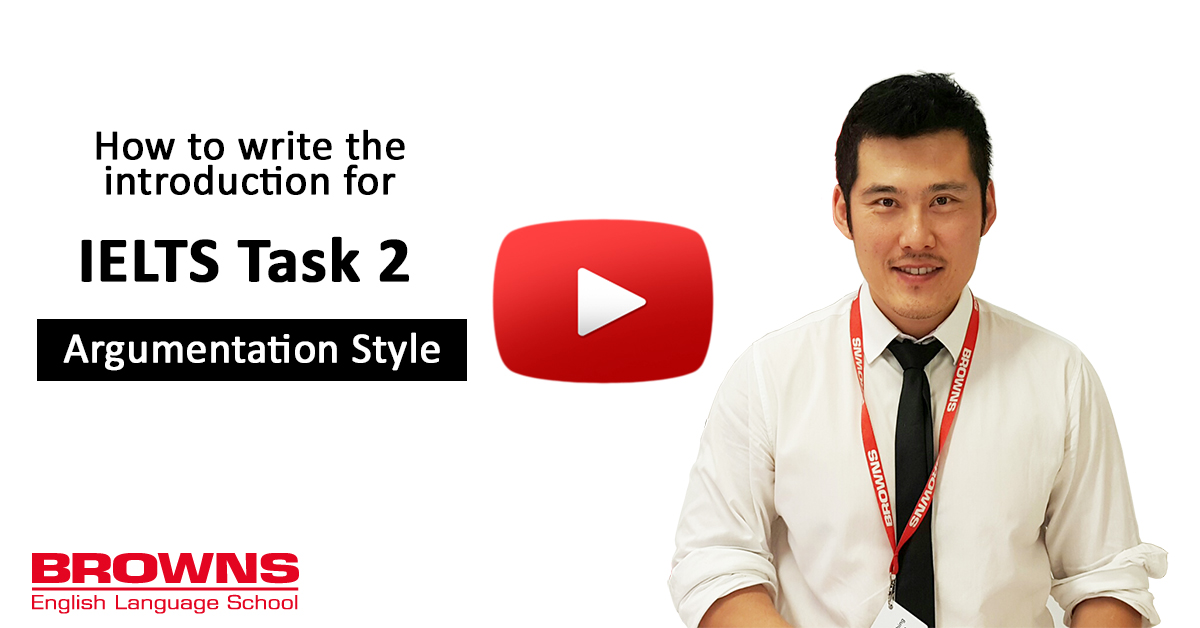 writing introduction ielts task 2