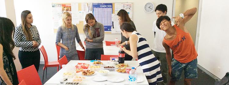 International Food Day Ielts Class