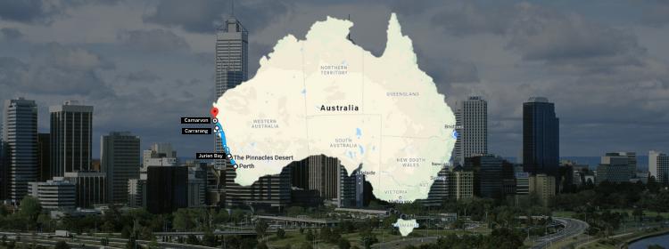 Road Trip - Perth