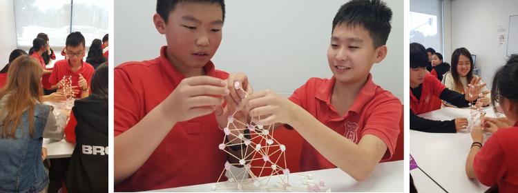 STEM based activity in HSP