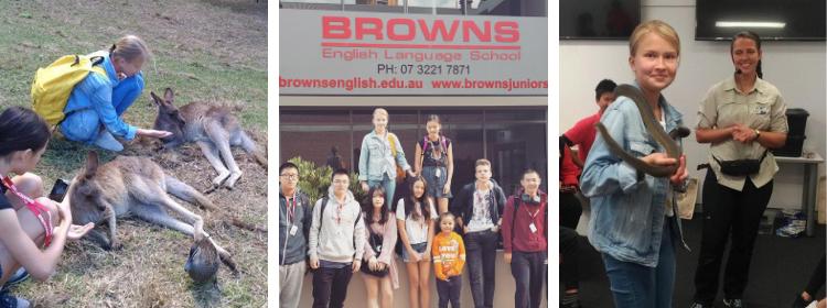 BROWNS Junior Camp Week 1