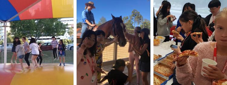 BROWNS Junior Camp – Week 2 – Gold Coast