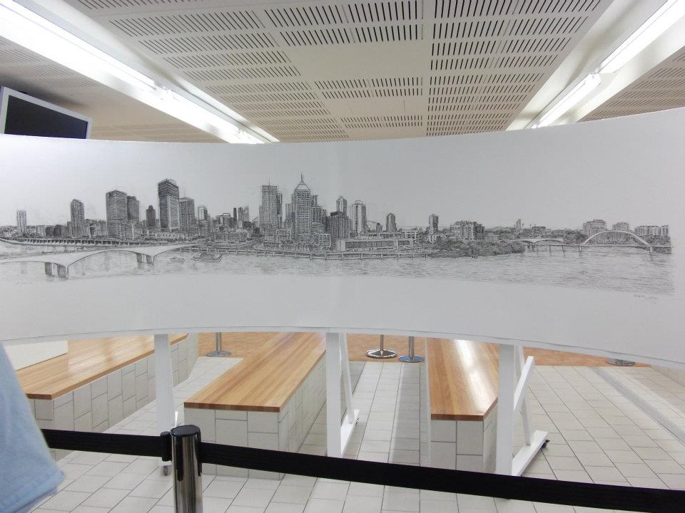 Brisbane-painting-by-Stephen-Wiltshire