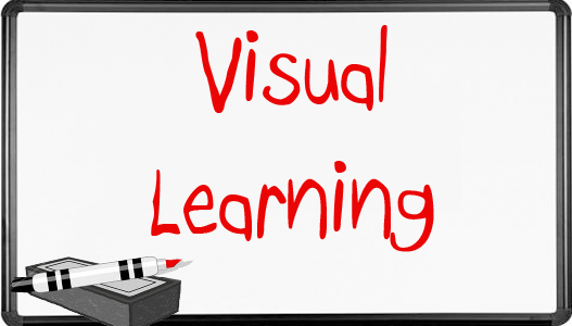 visual learning style examples