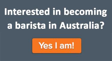 Barista in Australia